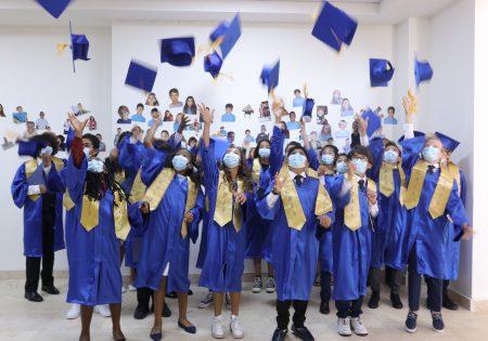 Year 6 & Groep 7 Graduation 2020/2021